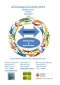 Activiteitenoverzicht mikado 2014